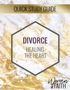 DIVORCE - QUICK STUDY GUIDE