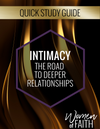 INTIMACY - QUICK STUDY GUIDE