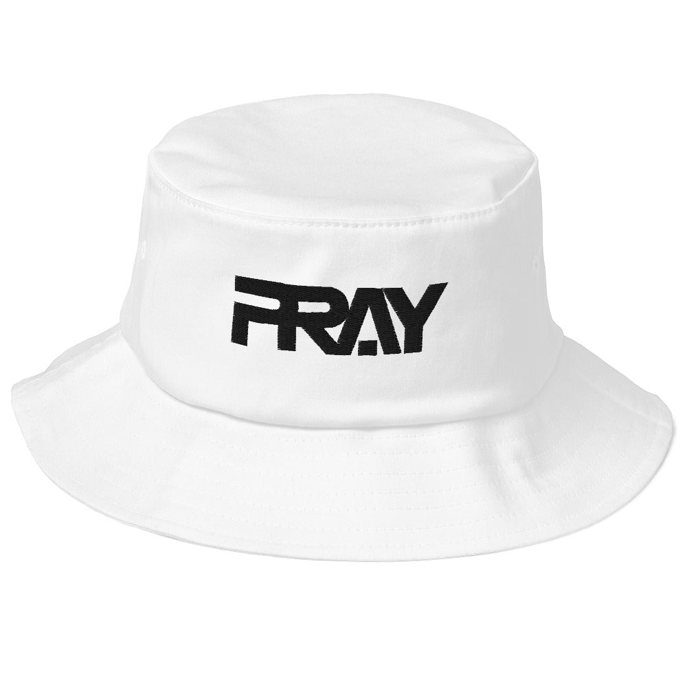WOMEN OF FAITH Old School Bucket Hat