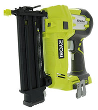 Load image into Gallery viewer, Ryobi 3 Piece 18V One+ Airstrike Brad Nailer Kit (Includes: 1 x P320 Brad Nailer, 1 x P102 2AH 18V Battery, 1 x P117 IntelliPort Dual Chemistry Battery Charger)