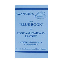 Load image into Gallery viewer, Swanson Tool Co S0101 7-inch Speed Square Layout Tool with Blue Book