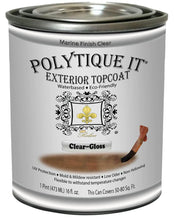 Load image into Gallery viewer, Polytique It Exterior Marine Top Coat