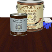 Load image into Gallery viewer, Liquid Wood Kit - Red Mahogany