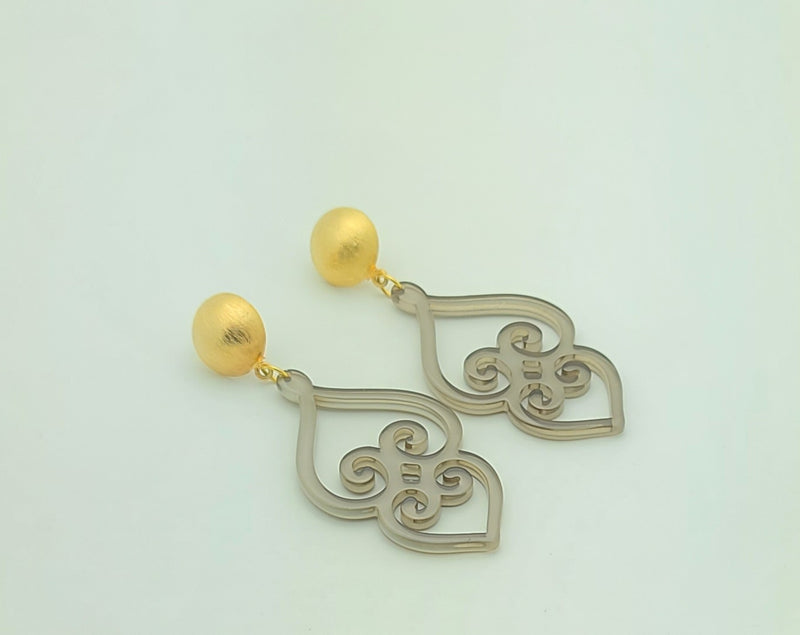 Tracery Earrings