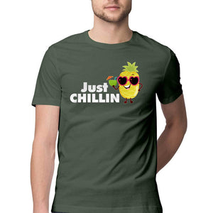 Just Chillin' | Tropical Tag
