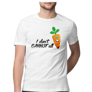 I Don't Carrot At All - Tropical Tag