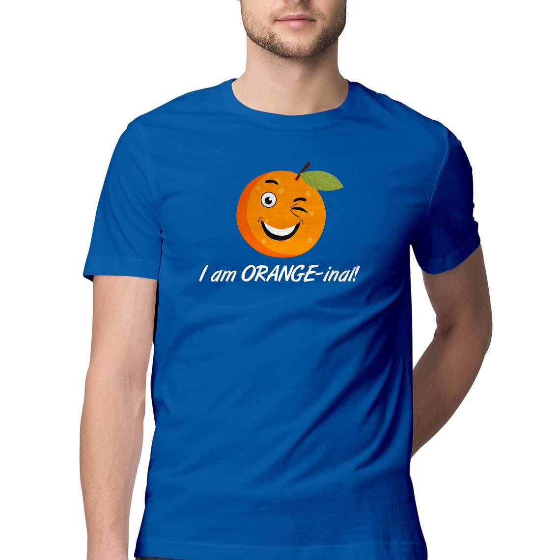 I Am Orange-inal | Tropical Tag
