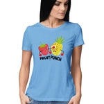 Load image into Gallery viewer, Fruit Punch - Women's Half Sleeve T-shirt