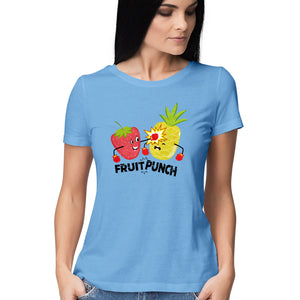 Fruit Punch - Women's Half Sleeve T-shirt