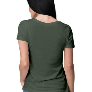 Apple Of My Pie | Women's Half Sleeve T-shirt