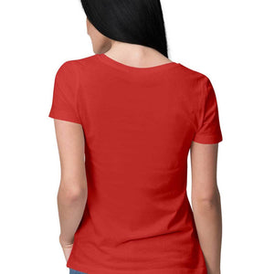 Don't Let That Mango | Women's Half Sleeve T-shirt