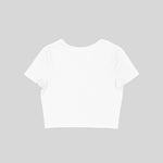 Load image into Gallery viewer, Eat, Drink & Be Cherry - Women's Crop Top