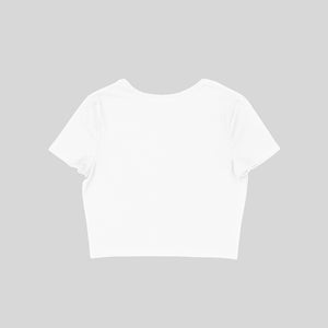 I'll Be There For You - Women's Crop Top