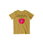 Load image into Gallery viewer, Apple Of My Pie - Kids Half Sleeve T-shirt