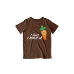 Load image into Gallery viewer, I Don't Carrot All | Kids Half Sleeve T-shirt
