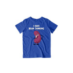 Load image into Gallery viewer, I Have Bean Thinking - Kids Half Sleeve T-shirt