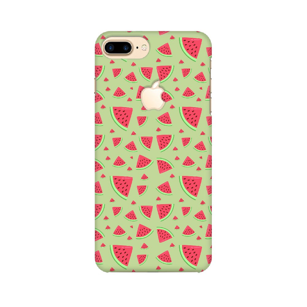 Phone Case for Apple iPhone - Water Melon Green