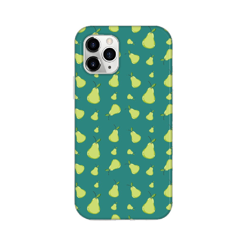 Phone Case for Apple iPhone - Pear Green