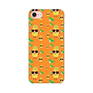 Phone Case for Apple iPhone - Just Chillin' Orange