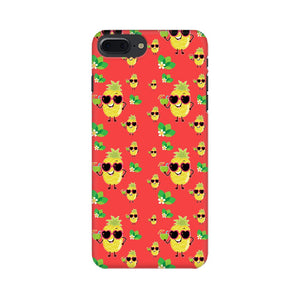 Phone Case for Apple iPhone - Just Chillin' Red