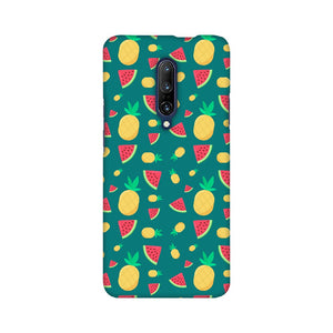 Phone Case for OnePlus - Pineapple & Water Melon Green