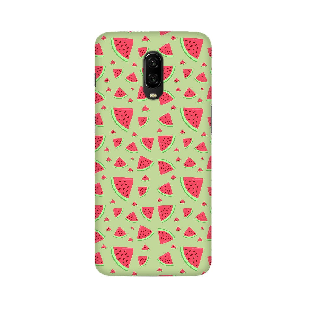 Phone Case for OnePlus - Water Melon Green