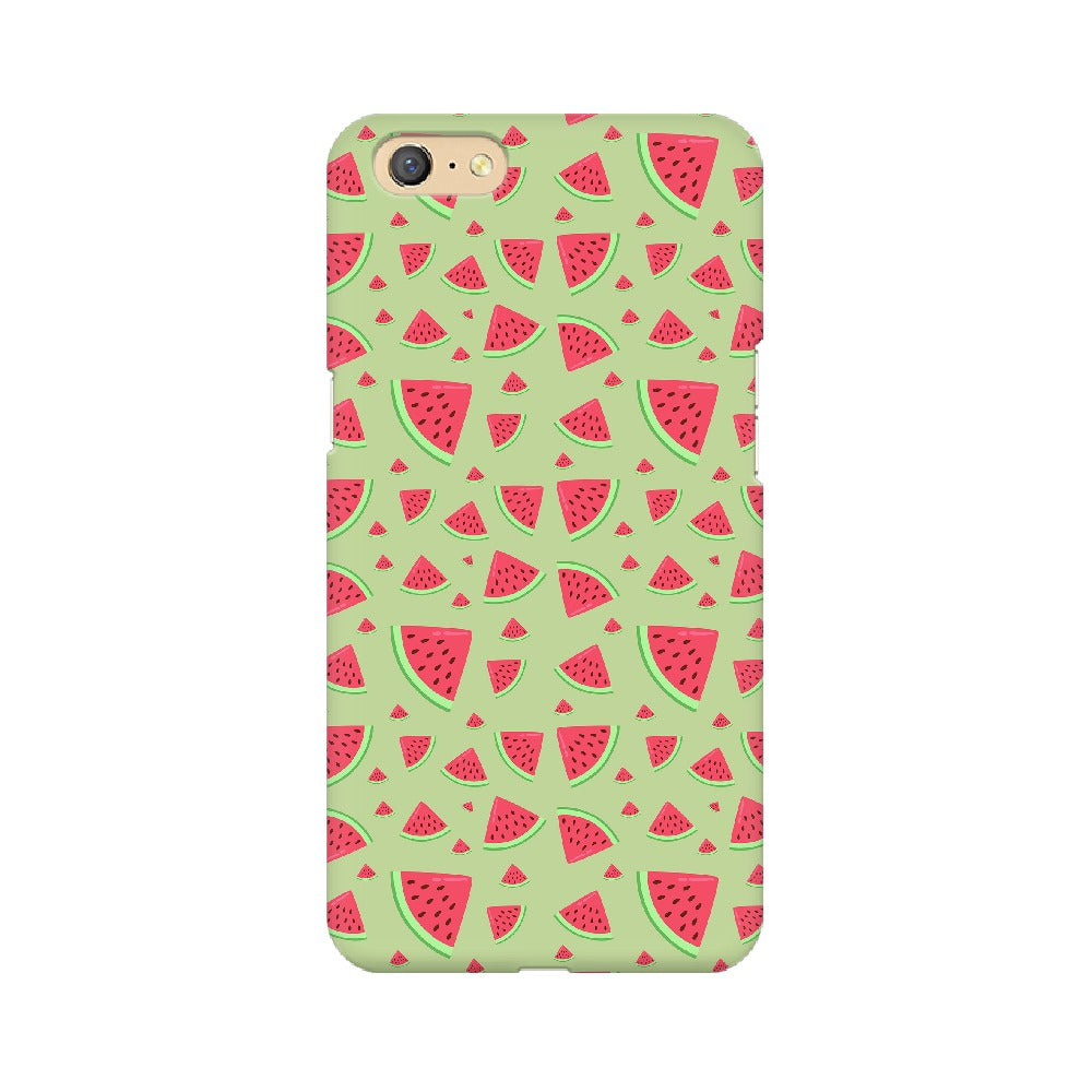 Phone Case for Oppo - Water Melon Green