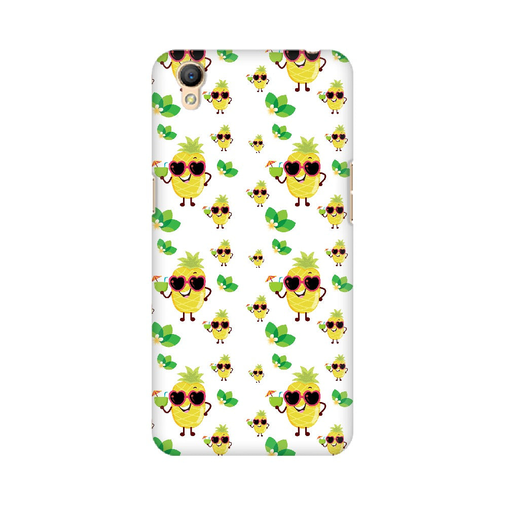 Phone Case for Oppo - Just Chillin' White