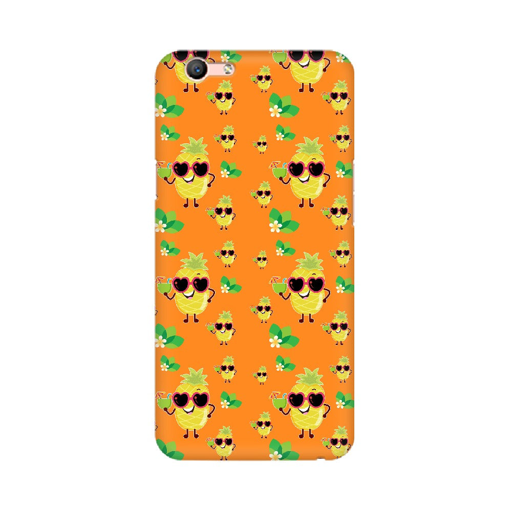Phone Case for Oppo - Just Chillin' Orange