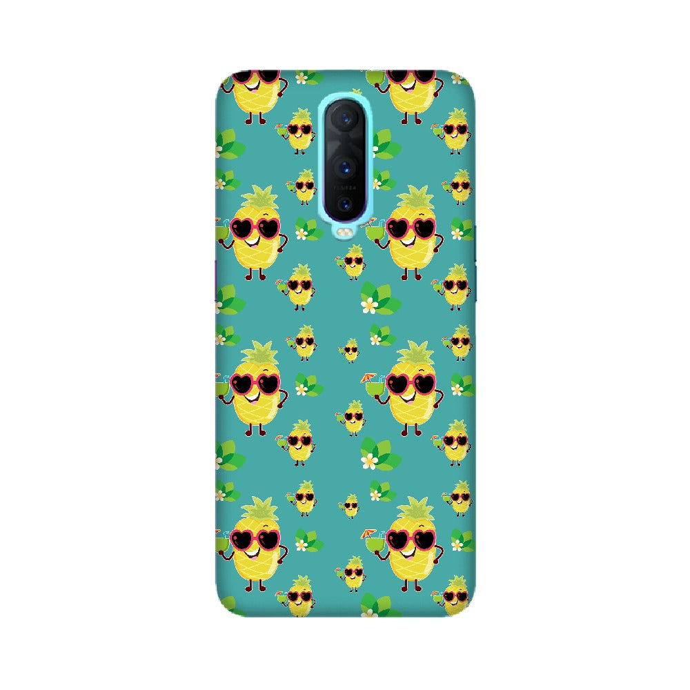 Phone Case for Oppo - Just Chillin' Dark Aqua