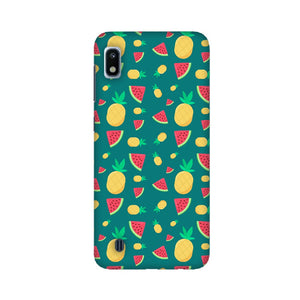 Phone Case for Samsung - Pineapple & Water Melon Green
