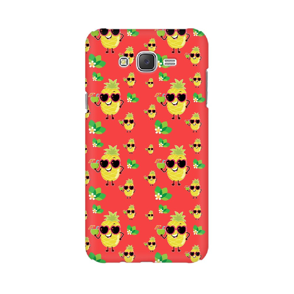 Phone Case for Samsung - Just Chillin' Red