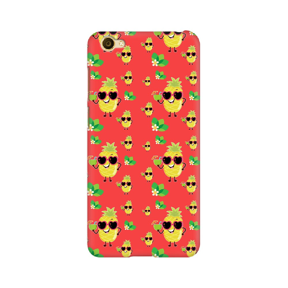 Phone Case for Vivo - Just Chillin' Red