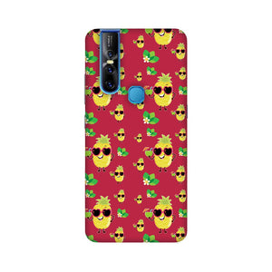 Phone Case for Vivo - Just Chillin' Maroon