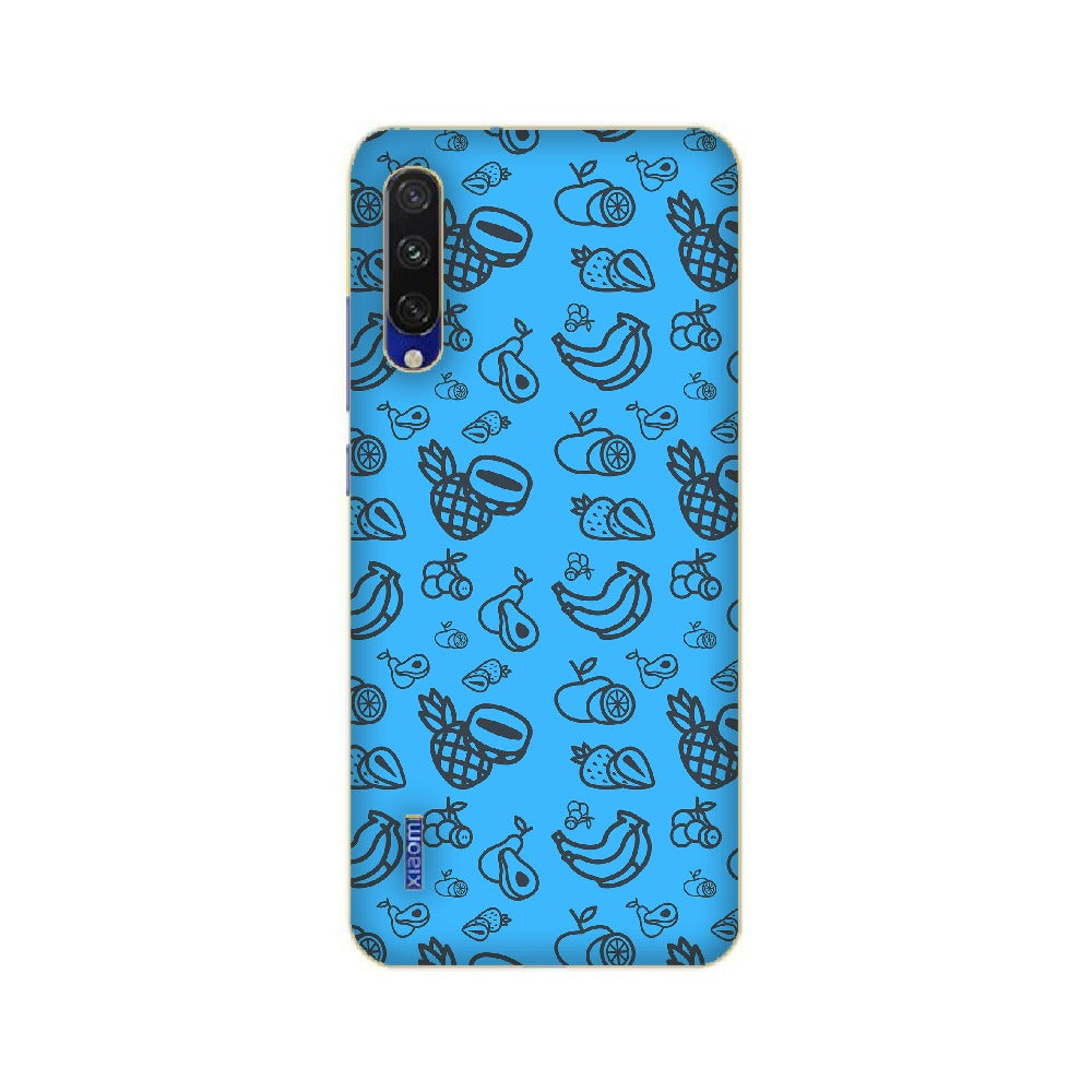 Phone Case for Xiaomi - Mixed Fruit Blue