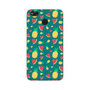 Phone Case for Xiaomi - Pineapple & Water Melon Green