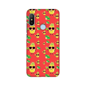 Phone Case for Xiaomi - Just Chillin' Red