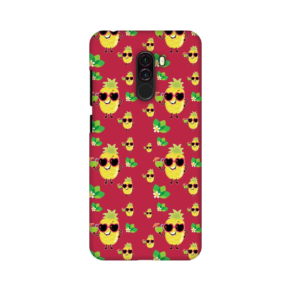 Phone Case for Xiaomi - Just Chillin' Maroon