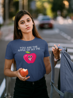 Load image into Gallery viewer, Apple Of My Pie | Women's Half Sleeve T-shirt