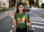Load image into Gallery viewer, Fruit Punch | Women's Half Sleeve T-shirt