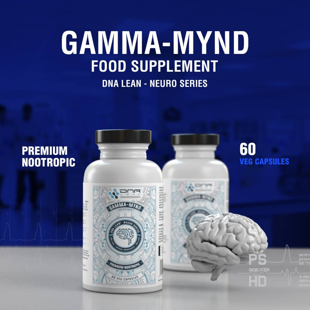 Gamma-Mynd pre-made nootropic stack
