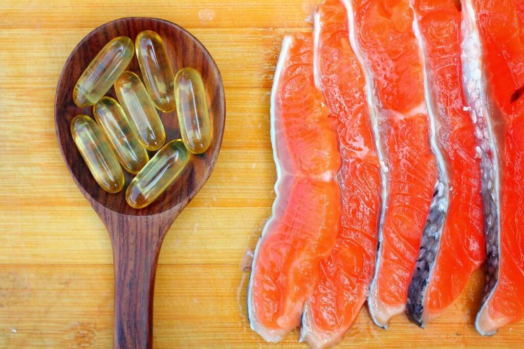 Omega 3 fish oils from Salmon can help treat DOMS by reducing inflammation.