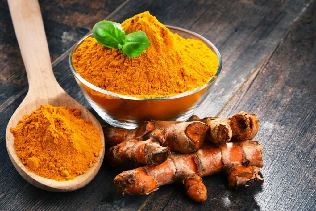 Circumin from Turmeric is one of the best anti-inflammatory foods and is great for treating DOMS.