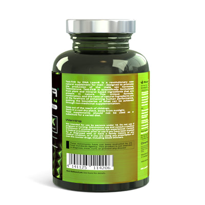 Test-FX® Testosterone Boosters For Men 120 Caps (11 PROVEN INGREDIENTS)