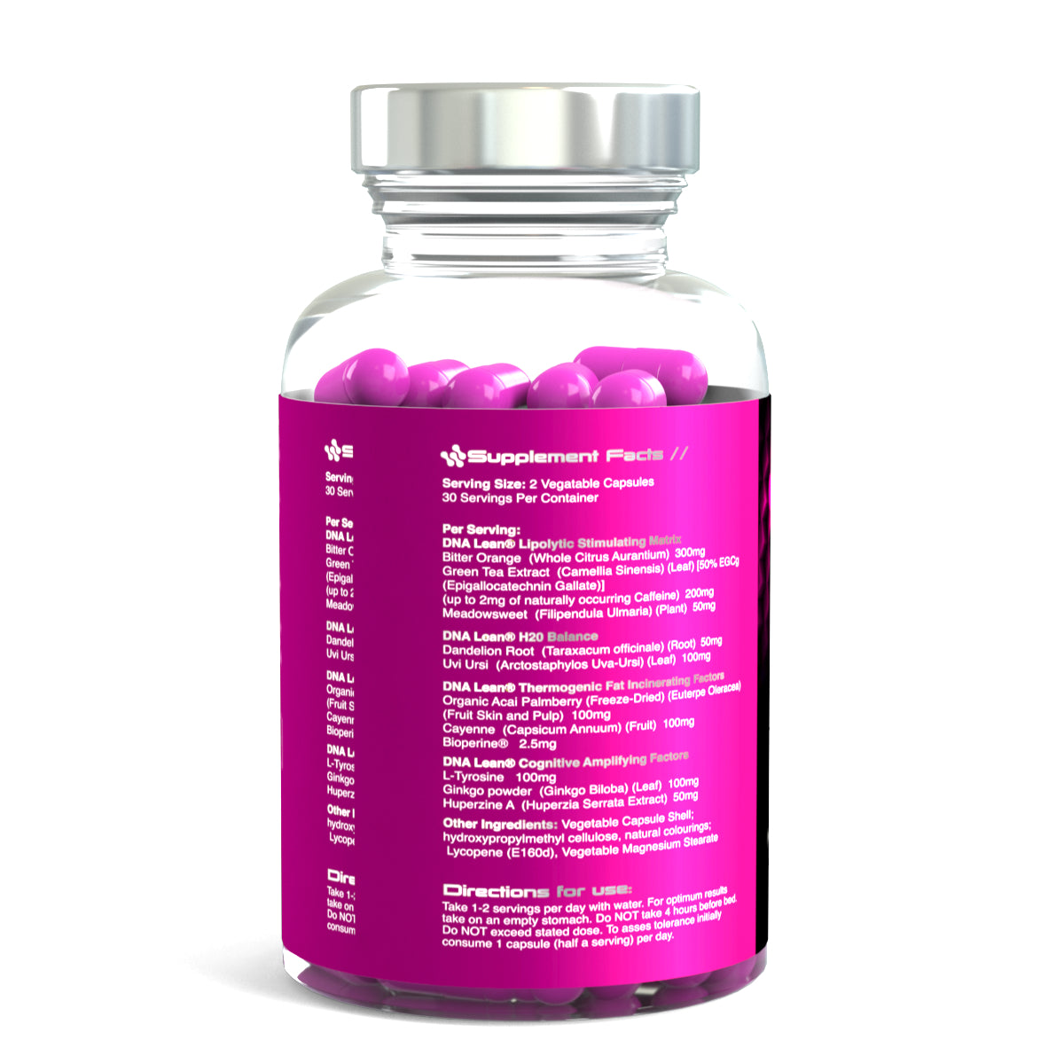 Thermo XX Fat Burner for Women