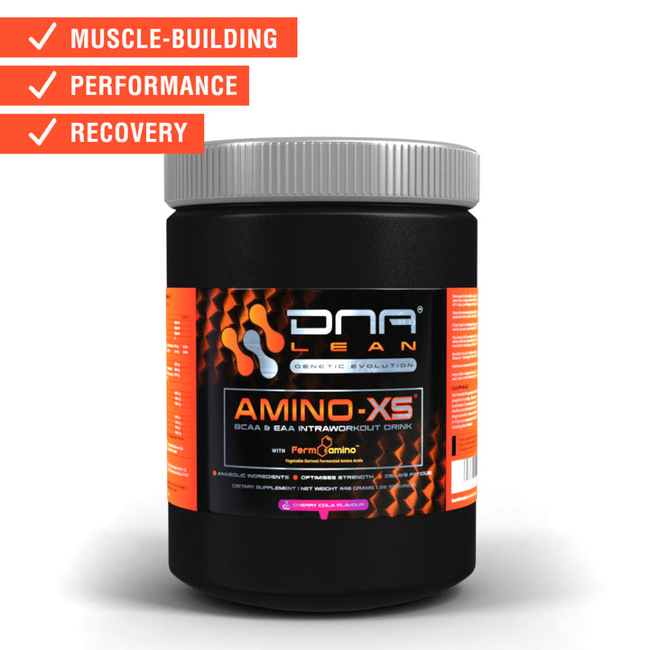 Amino-XS® BCAA And EAA Intra Workout Drink 448 Grams