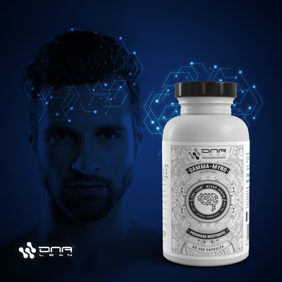 Gamma-Mynd Premium All-in-one Nootropic Stack