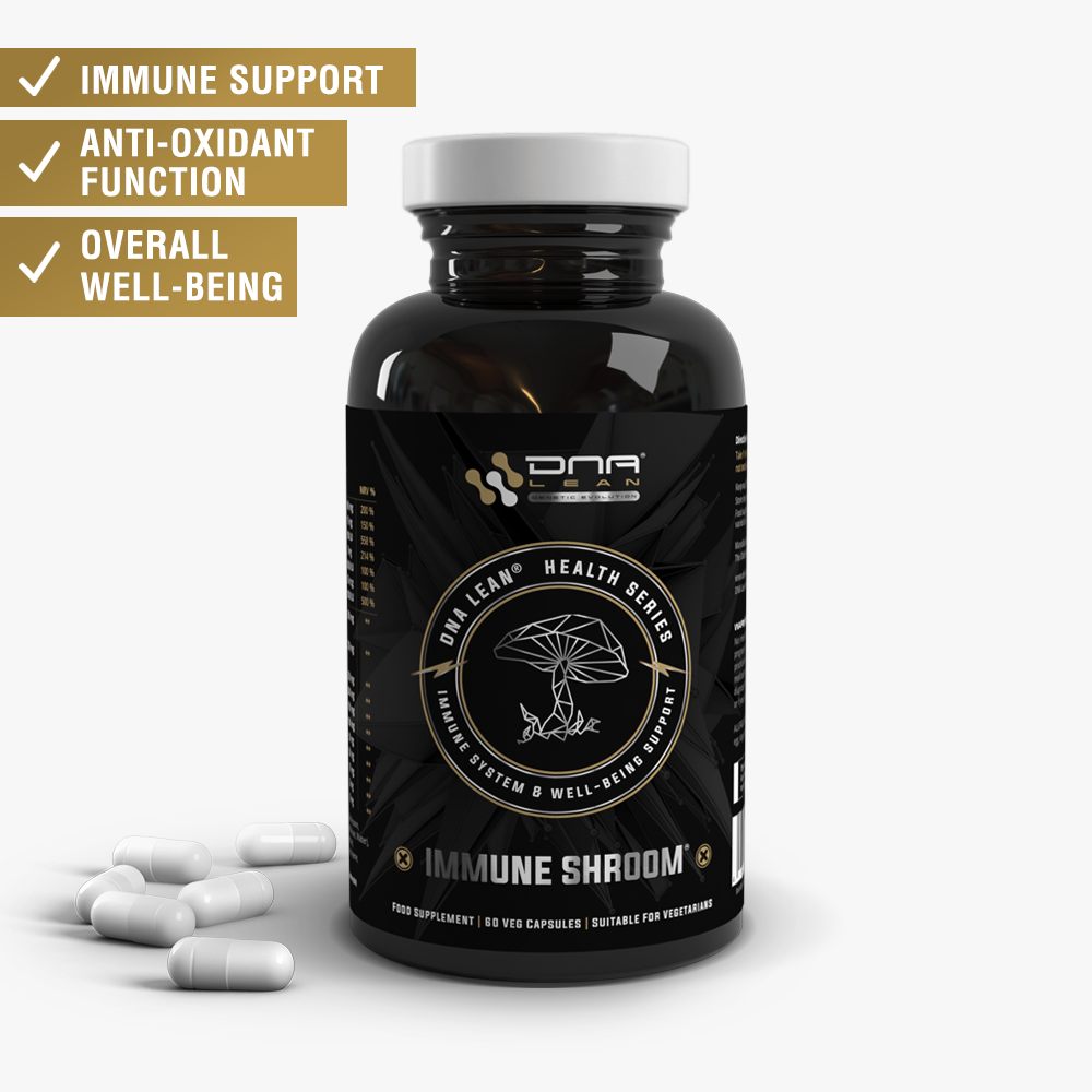 DNA Lean Immune-Shroom -  natural support for your immune system