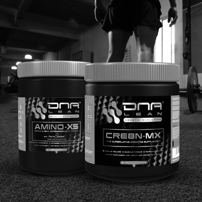 Workout Stack: Amino-XS + CRE8N-MX (SAVE 10%)