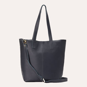 Kiko Leather - Journalist Tote